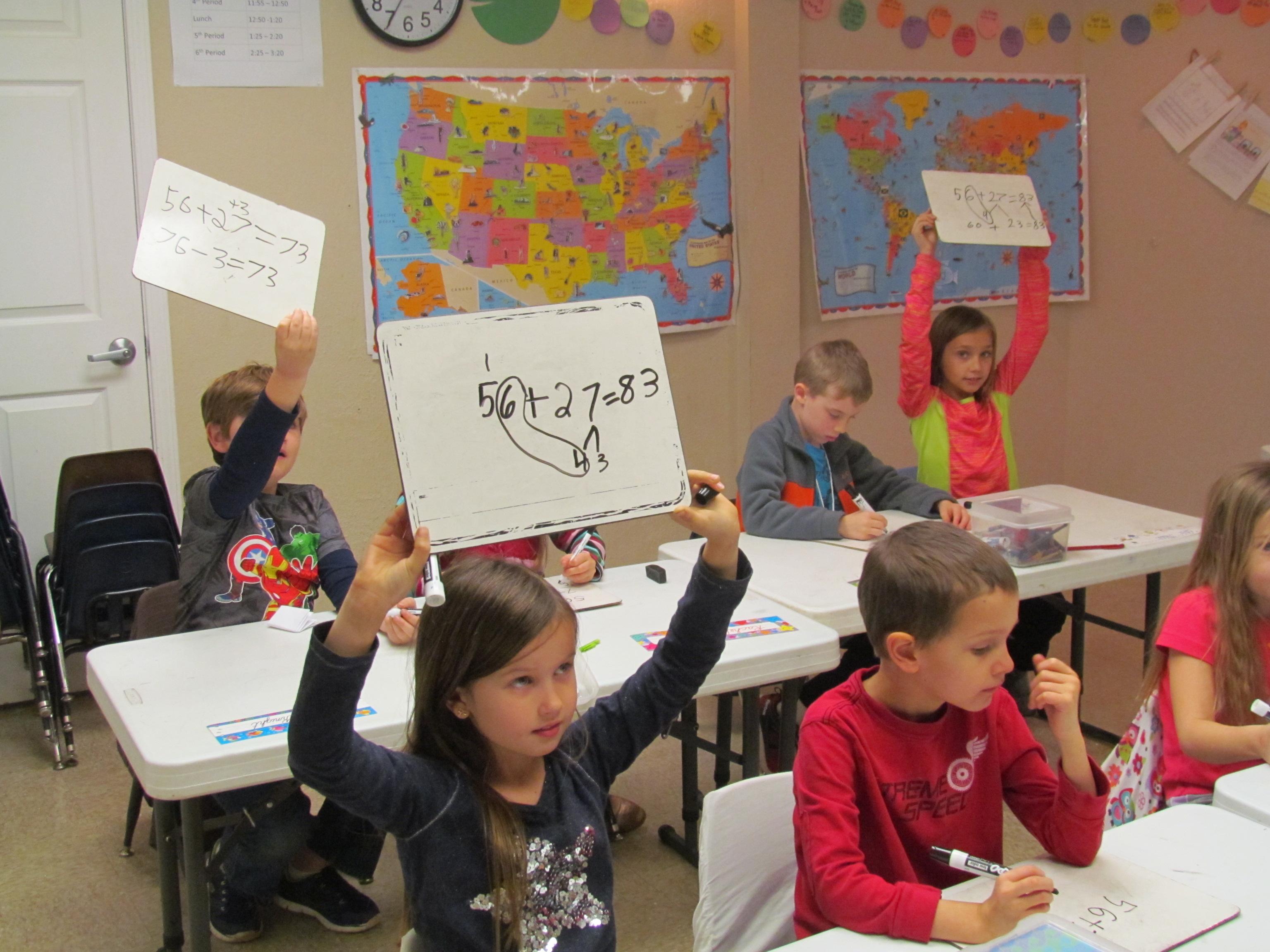 Grades K-4 - Lake Pointe Academy
